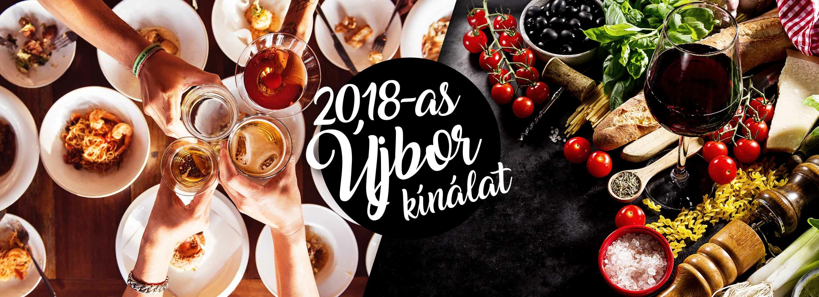 Újborok 2018