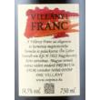 ősi gábor villányi franc 2013