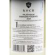 koch cserszegi fűszeres 2019