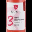 koch kékfrankos rozé 2020