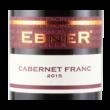 ebner cabernet franc 2015