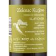 Krauthaker zelenac 2017