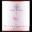 Radó rozé zweigelt 2017