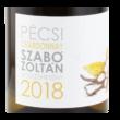 szabó zoltán chardonnay 2018