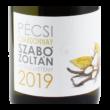 szabó zoltán chardonnay 2019