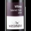 Wassmann Cabernet Franc 2014