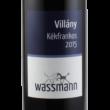 Wassmann Kékfrankos 2015