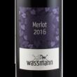 Wassmann Merlot 2016