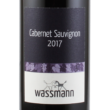 Wassmann Cabernet Sauvignon 2017