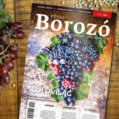 pécsi borozó magazin