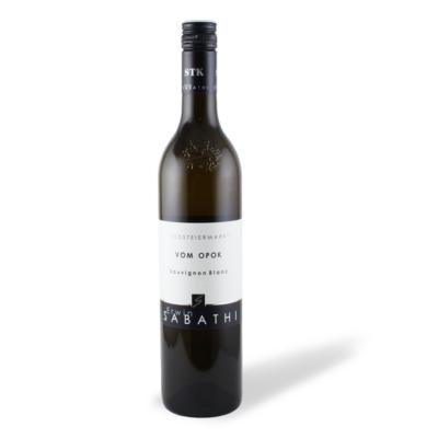 Sauvignon Blanc Vom Opok Südsteiermark DAC 2019 - Erwin Sabathi