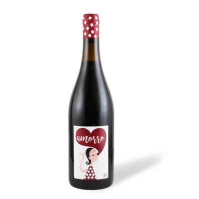 Amorro Tinto 2019 - Bodega Vinificate