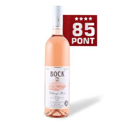 bock rozé cuvée 2017