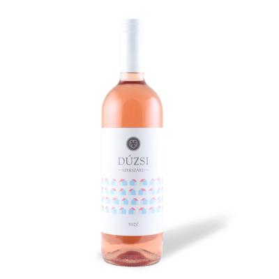 dúzsi tamás rozé cuvée 2017
