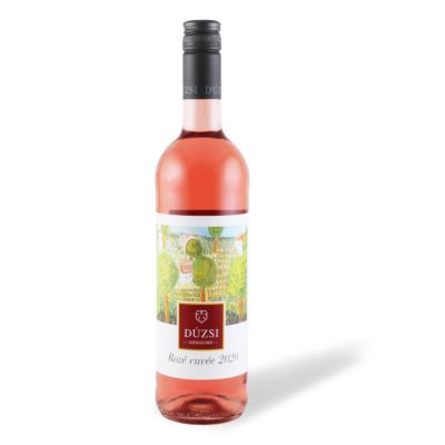 dúzsi tamás rozé cuvée 2020