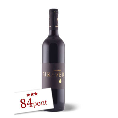 Bikavér 2011 - Fekete - 84 pont ***