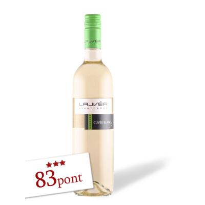 Cuvée Blanc 2015 - Lajvér - 83 pont ***