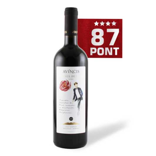 avincis red blend 2020
