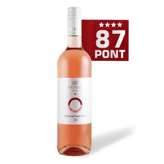 feind cabernet franc rozé 2020