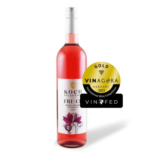 koch rozé cuvée 2020