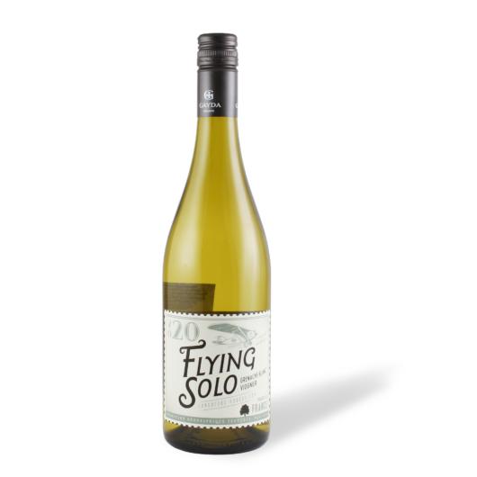 Flying Solo Blanc 2020 - Domaine Gayda
