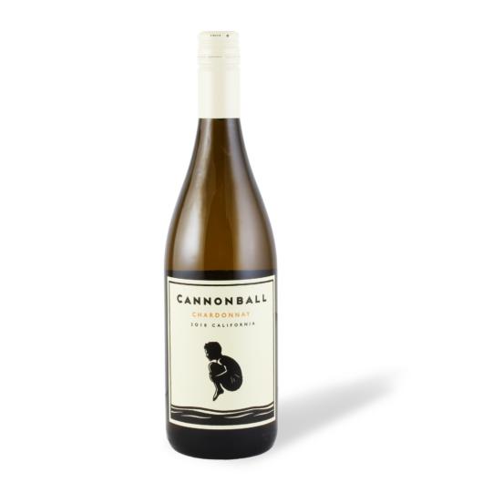 cannonball chardonnay 2018