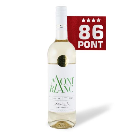 günzer tamás mont blanc 2020