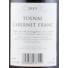 Kép 3/3 - tűzkő cabernet franc válogatás 2015