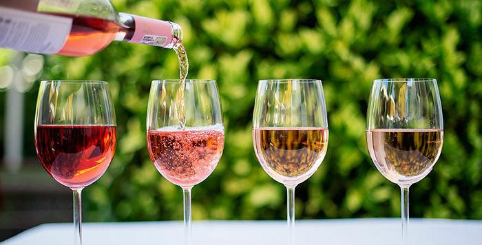 Legjobb rozé borok 2018