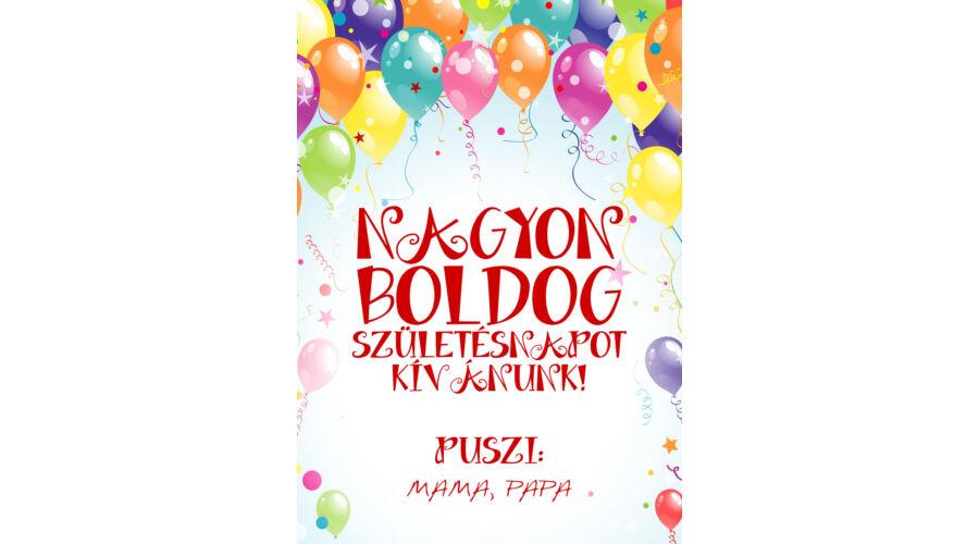 boldog születésnapot üdvözlőkártya Születésnapi üdvözlőkártya #1   Üdvözlőkártyák boldog születésnapot üdvözlőkártya