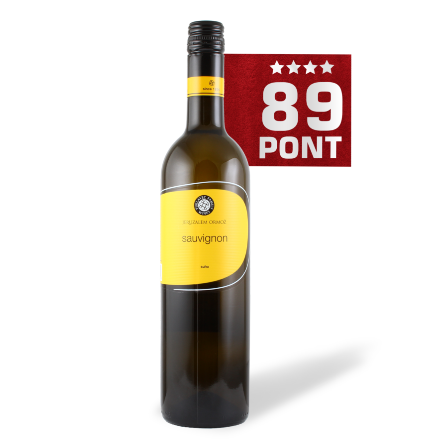 Jeruzalem Ormoz Sauvignon Blanc 2020